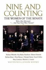Nine and Counting: The Women of the Senate Boxer, Barbara Paperback