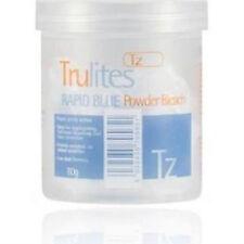 TRULITES RAPID BLUE POWDER BLEACH HAIR COLOURING/HIGHLIGHTS - 80g