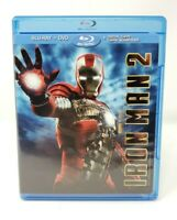 Iron Man 2 Blu-ray + DVD Combo