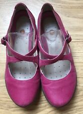 clarks structured shoes size 4 standard fit