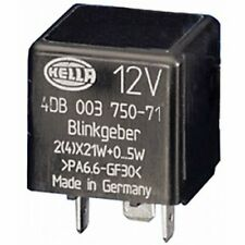 Hella 4db 003 750-711 centrale clignotant