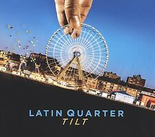 LATIN QUARTER - TILT  CD NEU