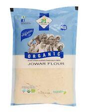 Jowar (Sorghum) Flour 500gm,24 Mantra Organic With Calcium,Protein Better Test