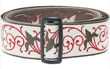New Cabelas Women's Outdoor Belt White Faded Willow Size L/XL