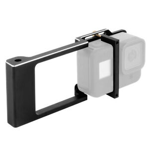 Handheld Stabilizer Switch Mount Plate Adapter for GoPro 8 DJI OSMO Mobile 3