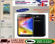 "Samsung Galaxy Grand I9082 Dual Sim 5"" Unlocked 8MP Android 3G Mobile Phone UK"