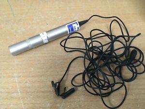 Sony Elecret ECM-77B Microphone with Carry Case
