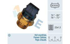FAE Interruptor de temperatura, ventilador del radiador PEUGEOT CITROEN 37935