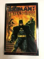 Batman Tales of the Demon Graphic Novel TPB (1992)(NM)