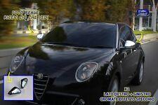 Calotte Mito cromate Specchietti per Alfa Romeo kit tuning calotta specchio 2 in