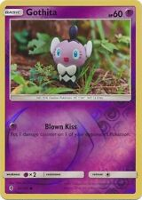 Gothita (Guardians Rising 52/145) - Common (Reverse Foil)