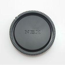 Rear Lens cap for Sony E-mount camera NEX3/5/6/7 A6000 A7 A7R A7II A7S