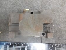 REXROTH SECTIONAL VALVE END 16-02-043-908