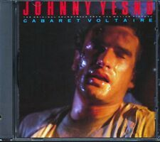 SEALED NEW CD Cabaret Voltaire - Johnny Yesno: The Original Soundtrack From The