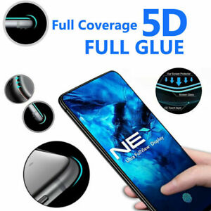 5D Anti Scratch 9H Tempered Glass Screen Protector for Vivo Nex