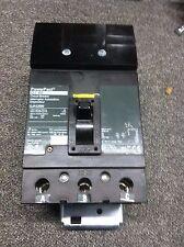 SQUARE D QJ 080 3 pole 80 amp 240v QJA32080 PowerPact Circuit Breaker QJA