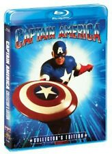 Captain America [Collector's Edition] Blu-ray Region A