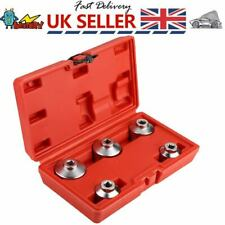 """5*Oil Filter Socket Removal Tool 3/8"""" Drive 24,27,32,36,38MM For Vauxhall/Vectra"""