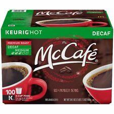 McCafe Decaf Premium Roast Coffee K-Cup Pods, 100 ct.