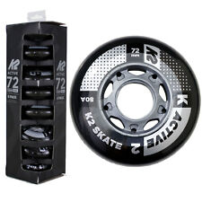 K2 Inliner Active roue de rechange ILQ 5 8 Paquet roues Rollers en Ligne