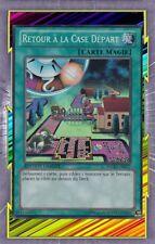 Retour A La Case Départ WGRT-FR072 Magie-->Retrait Monstre Du Terrain->Deck x1