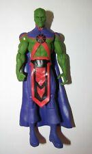 "DC Direct 6"" scale figure New 52 Justice League Martian Manhunter complete"