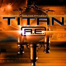 OST - Titan A.E. CD
