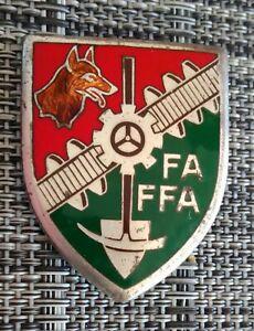 Insigne Forces Auxiliaires des FFA GENIE