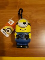 Despicable Me Minion Face Splat Ball Squishy Sticky Toy NEW SEALED