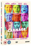 Jodie Foster, Kate Winslet-Carnage  DVD NUOVO