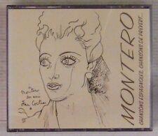 Germaine Montero CD Chansons espagnoles chansons de Prévert Jean Cocteau