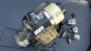 Toyota MR2 Spyder MR-S Electric Power Steering Pump Pigtail Plugs Kit Car EHPS