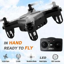 Apex 2.4Ghz 4CH 6Axis Headless RTF RC Remote Mini Quadcopter Drone kids Gift