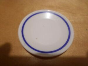 PLATE for Barbie size dolls 1/6 scale. Diorama. FAST SHIP!  ACCESSORY