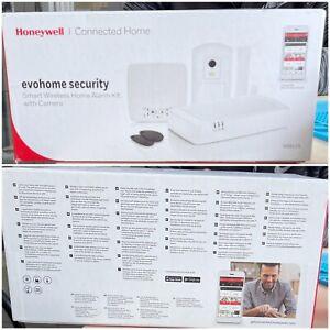 Honeywell HS912S Home Evohome Security Funk Alarmanlagen🔥 Set mit Kamera Weiß🔥