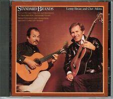 Lenny Breau & Chet Atkins Standard Brands CD OOP