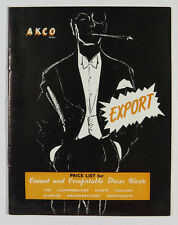 Akco Dress Ties Price List for Correct and Comfortable Dress Wear Bow Ties
