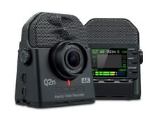 More details for zoom q2n 4k handy video recorder