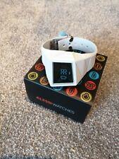 Alessi Daytimer OLED watch AL22004 White