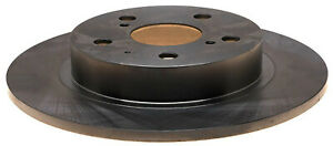 Disc Brake Rotor-Non-Coated Rear ACDelco 18A2924A fits 11-16 Scion tC