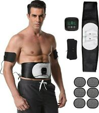 Abs Stimulator Muscle Toner Trainers Ab Band Machine Workout Equipment