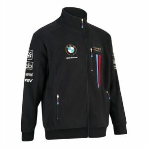 Oficial BMW Motorrad Worldsbk Equipo Chaqueta Softshell Extra Pequeño