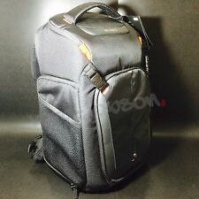 SONY LCS-BP3 Camera Bag Backpack BLACK for SLRs Lens Flash Laptop Original New