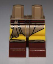 Lego Dark Tan Hips Yellow Legs Reddish Brown Belt Boots Dark Tan Lioncloth