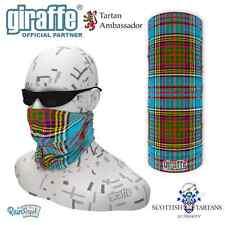 Anderson Clan Scottish Tartan Multifunctional Headwear Neckwarmer Snood Bandana