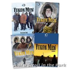 Yukon Men: Complete Discovery TV Series Seasons 1 2 3 4 Box / DVD Set(s) NEW!