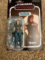 "Star Wars Vintage Collection: The Mandalorian Kara Dune 3.75"" Action Figure MOC"