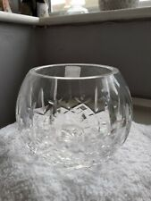 Royal Scot Crystal Posy Vase / Bowl - LONDON RANGE -New