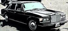 Rolls Royce Silver Spirit Silver Spur BJ 80-98 Windschutzscheibe Voorruit grün