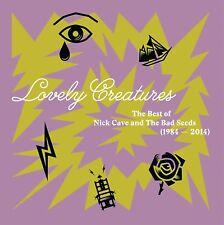 NICK CAVE & THE BAD SEEDS LOVELY CREATURES BEST OF 3 X 180 GRAM VINYL LP SET